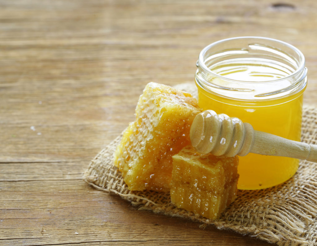 honey allergy remedies