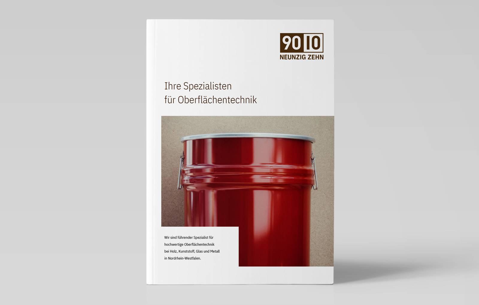 Image-Broschüre 90.10 Cover