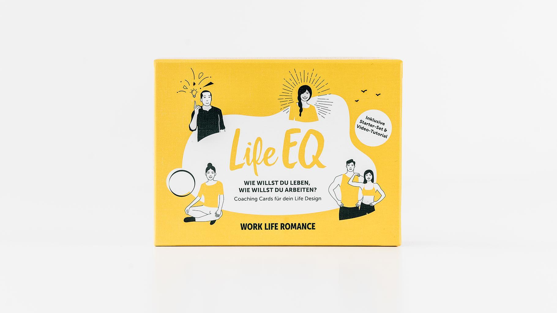Life EQ - Work Life Romance Coaching Cards - Joshua Hoffmann