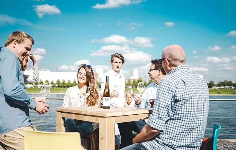 Weinfest am Rhein Fotoshooting