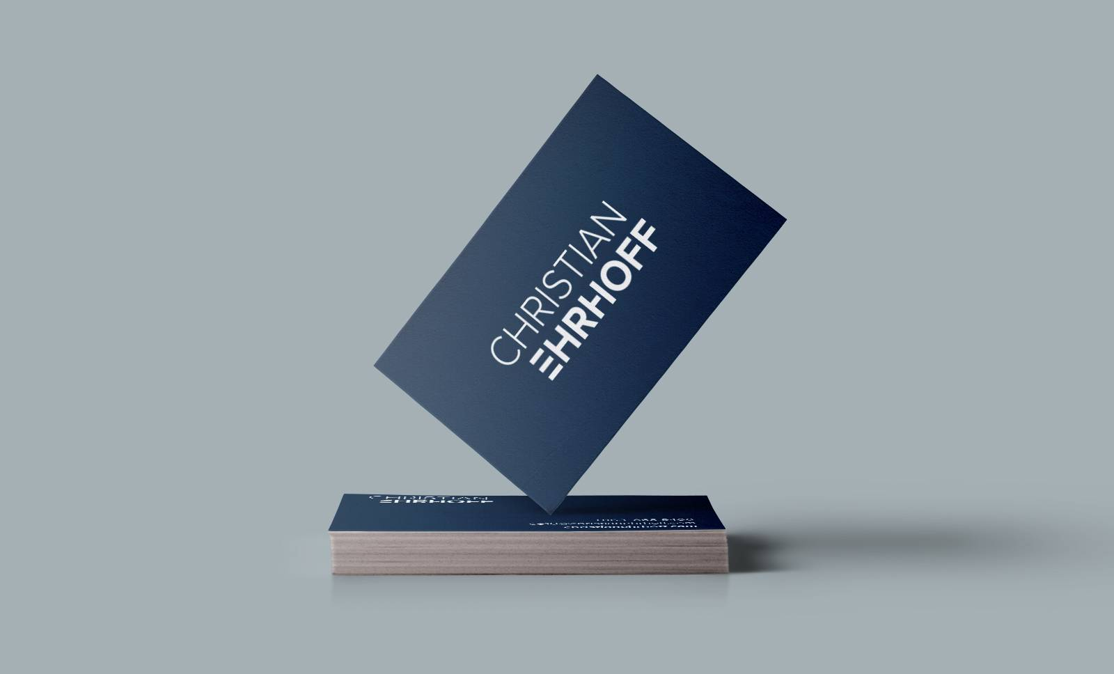 Visitenkarte - Christian Erhoff