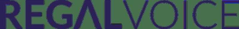 regal voice logo