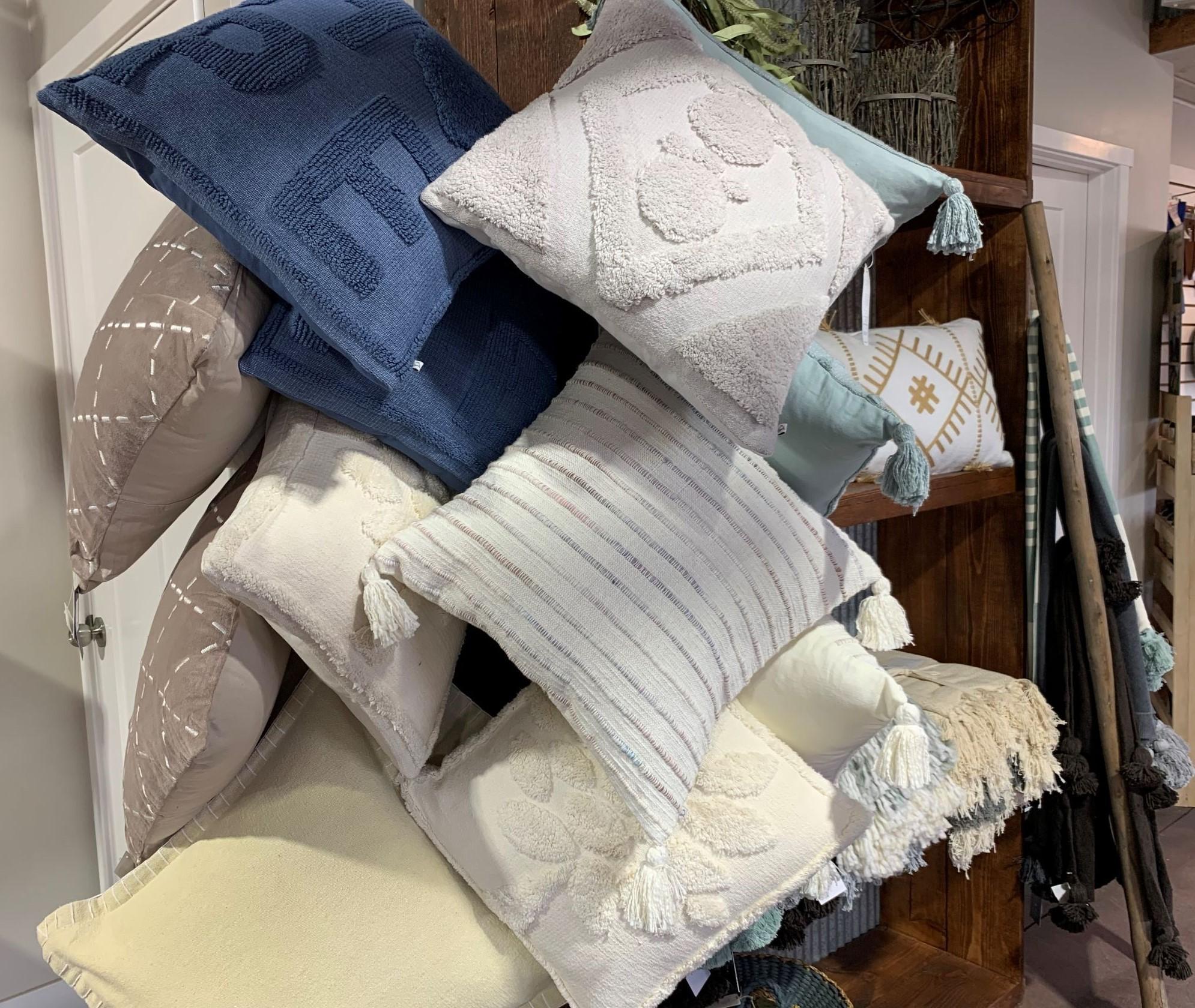 Hand Woven Pillows