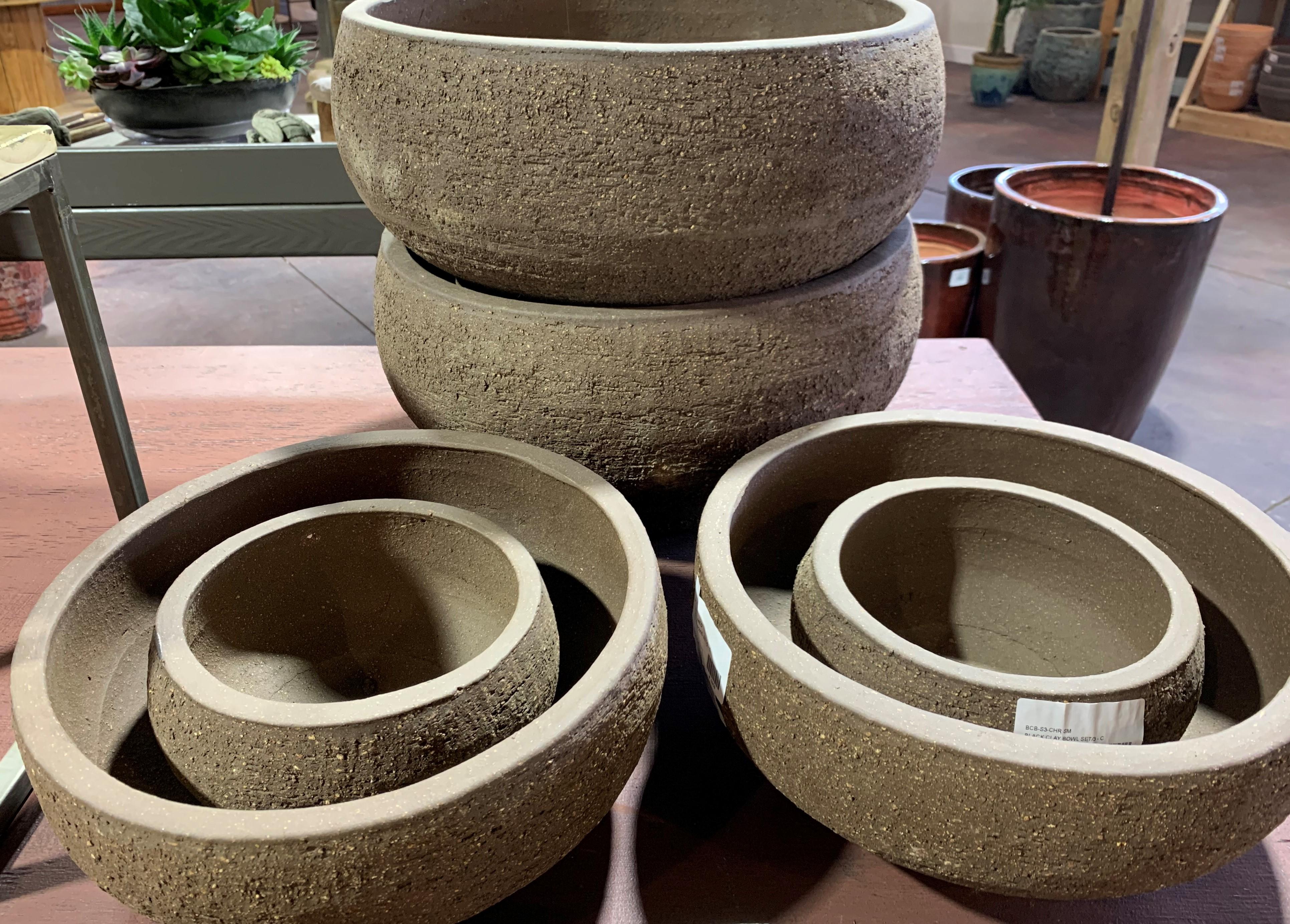 Earthenware Planters