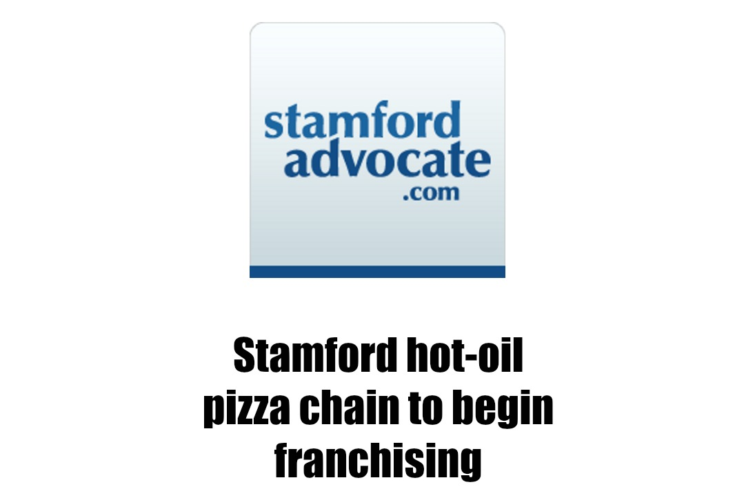 Stamford hot-oil pizza chain to begin franchising