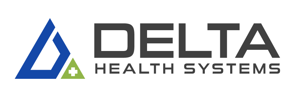 Delta Health Systems Official Logo