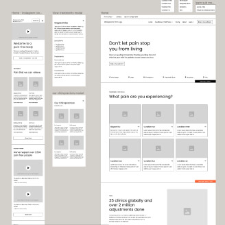 Image representing wireframes