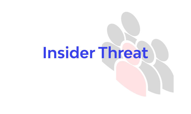 What is an Insider Threat?