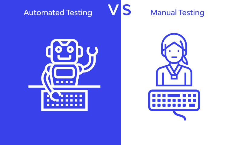 Manual Testing vs Automated
