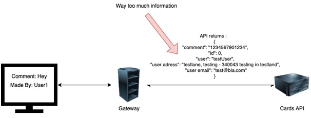 Example of Excessive Data Exposure 2