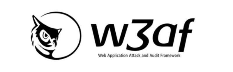 W3af logo