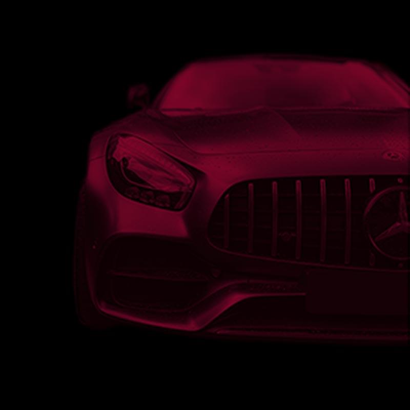 Mercedes-benz-web design