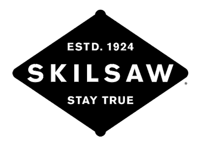 Skilsaw tools logo that links to their website.