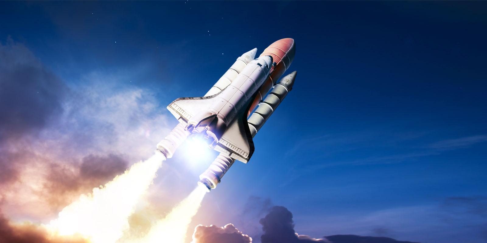 Big Rocket Has Launched