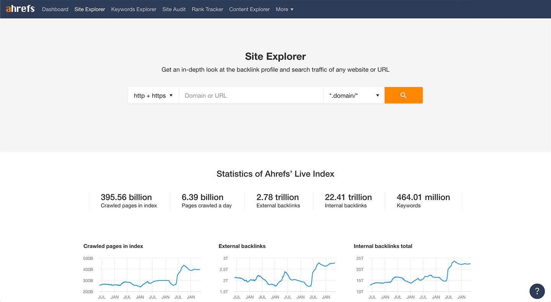 Checking Expired Domain Backlink Profiles