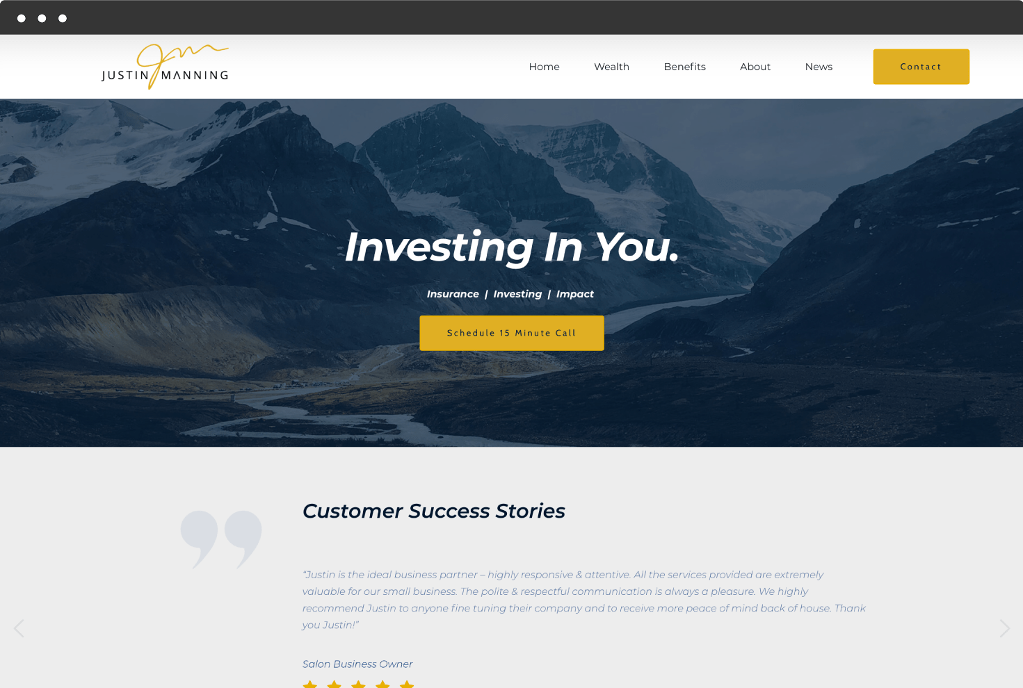 Choquer Creative, Website Design and Branding In Surrey BC