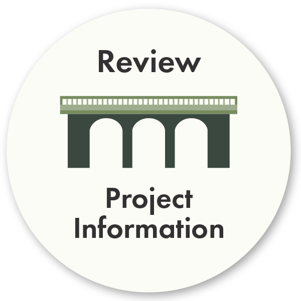 Review project materials and more information by clicking this bridge image