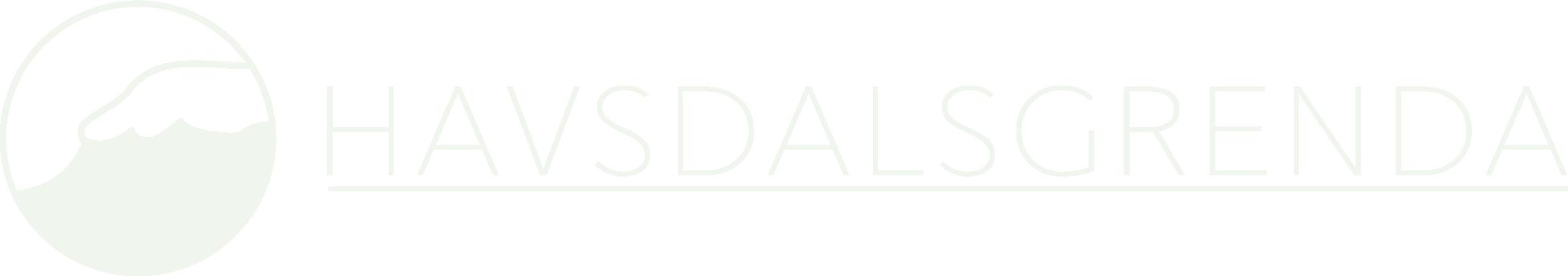 Havsdalsgrenda logo