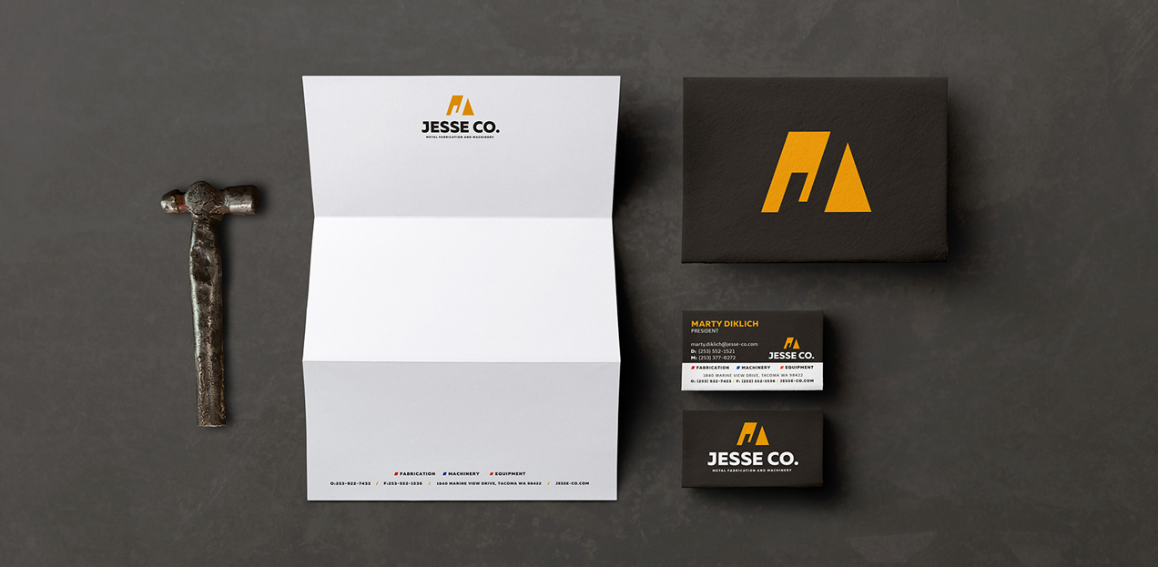 jesse co stationery