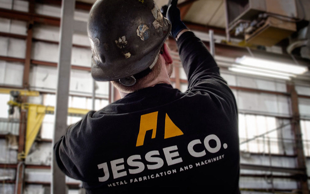 jesse co metal fabrication and machinery