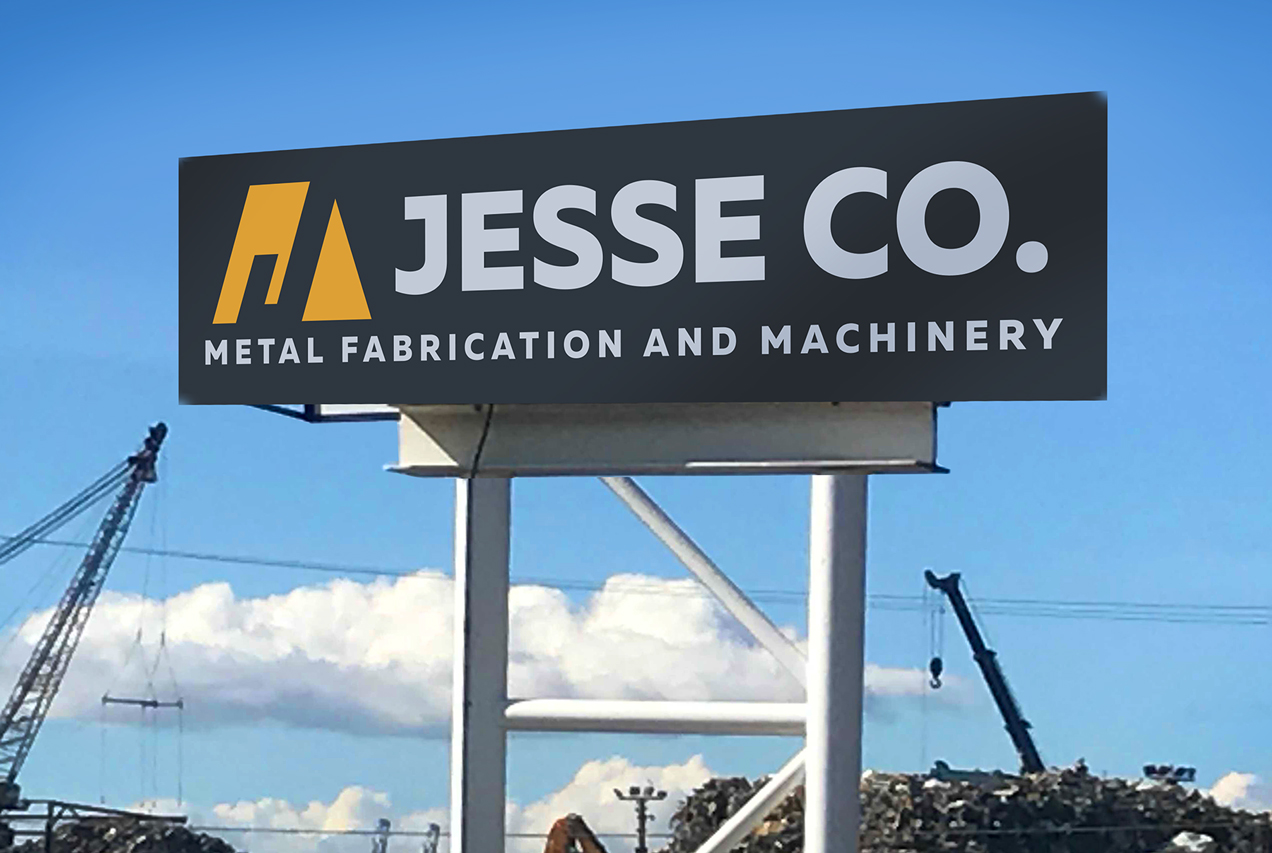 jesse co advertising and marketing design