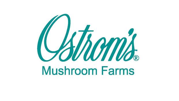 Old Ostrom Mushroom Farms logo