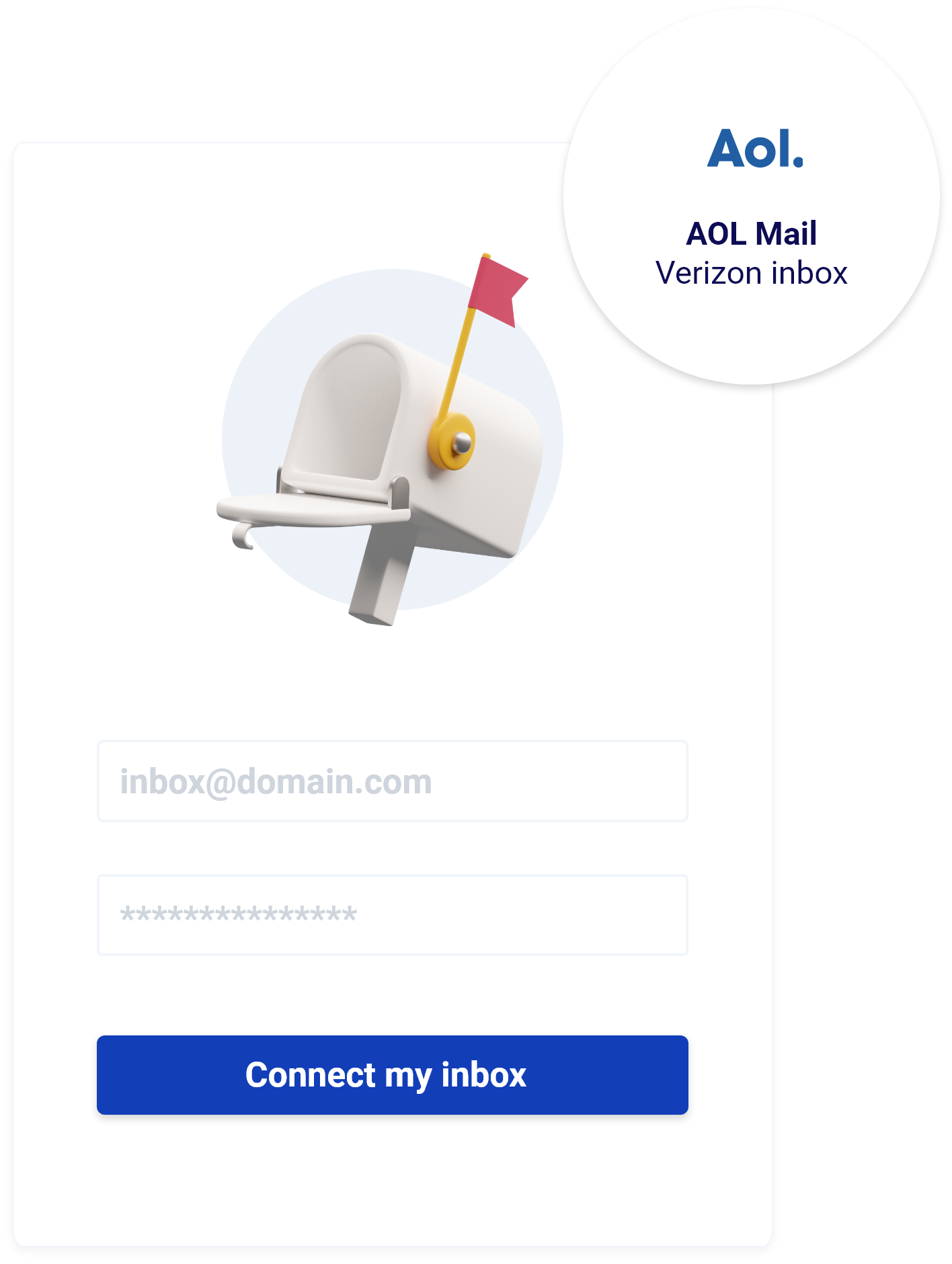 Warm-up your Aol inbox
