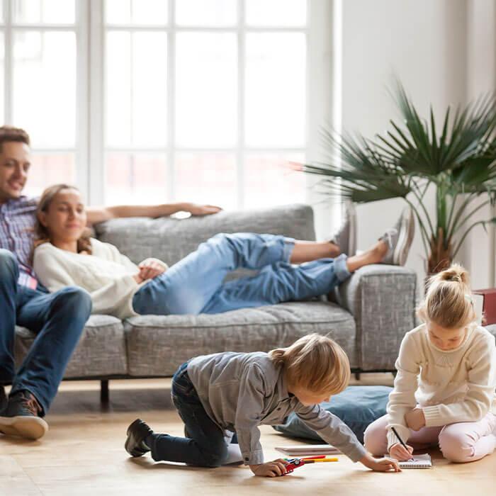 Durchdachte Planung sorgt für beste Wohnqualität