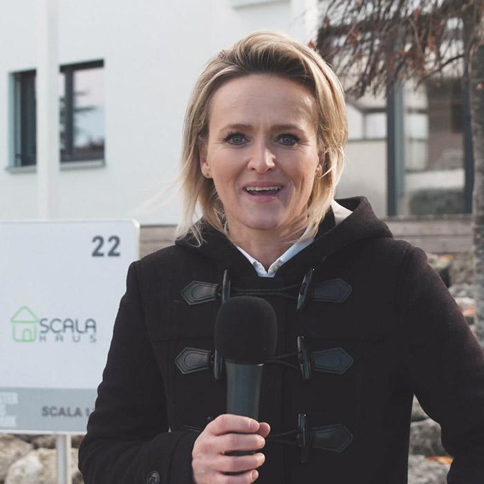 Alexandra Meissnitzer erklärt warum SCALA Haus neue Maßstäbe setzt