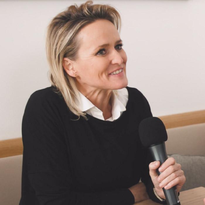 Alexandra Meissnitzer berichtet über die hohen Qualitätstandards von SCALA Haus