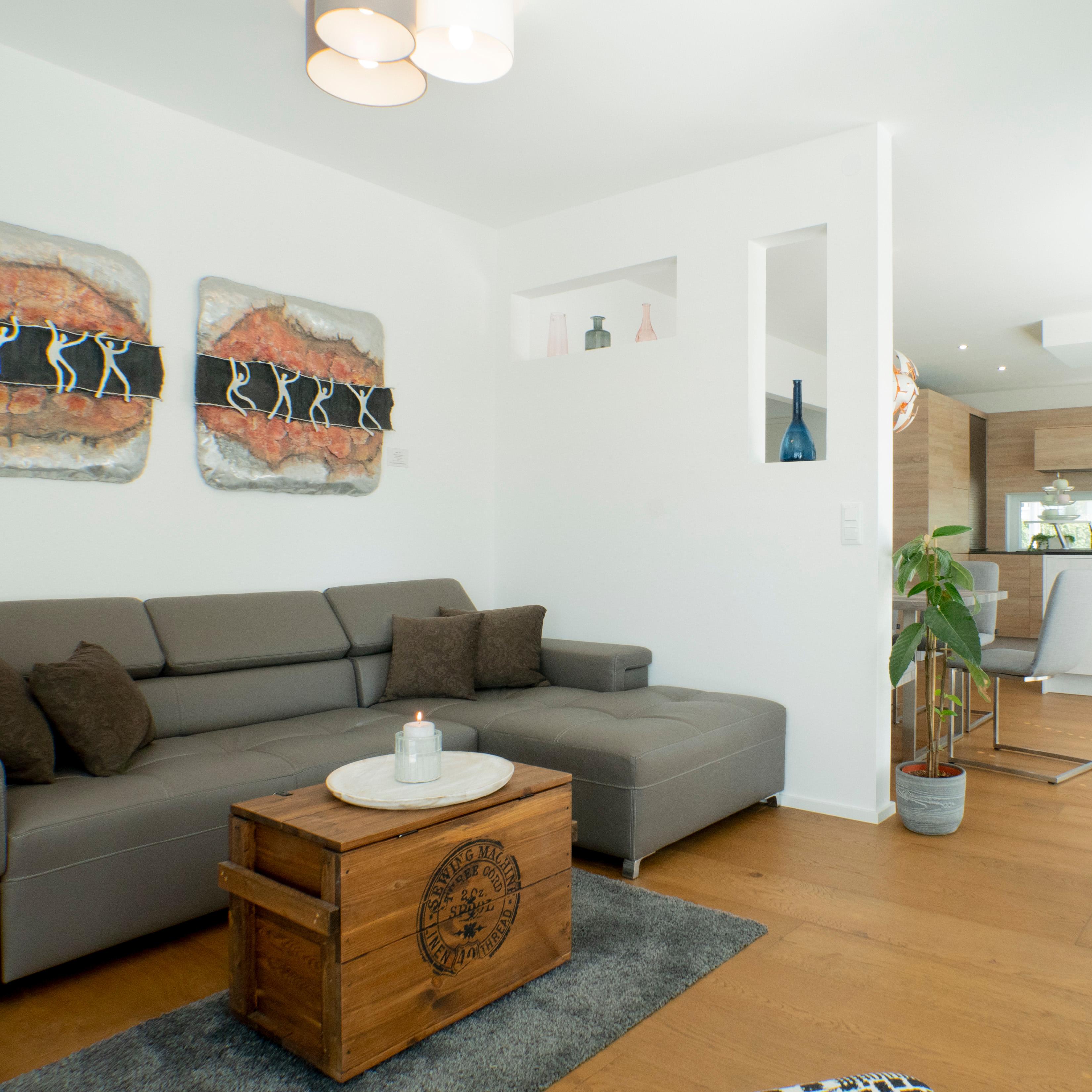 SCALA Haus Wohnzimmer