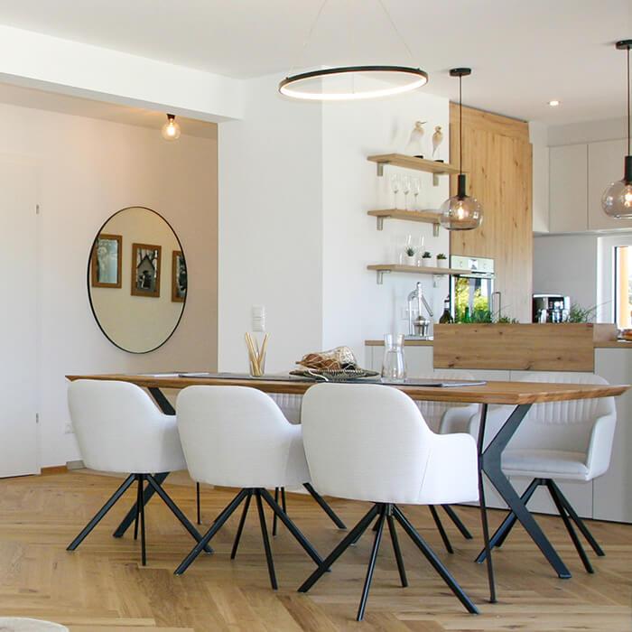 SCALA Haus Wohnzimmer/Küche