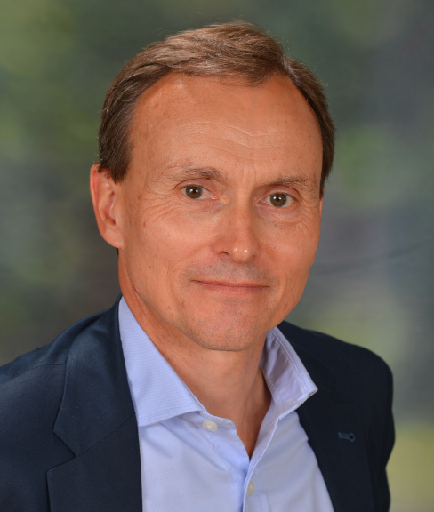 Geschäftsführer Richard Skene