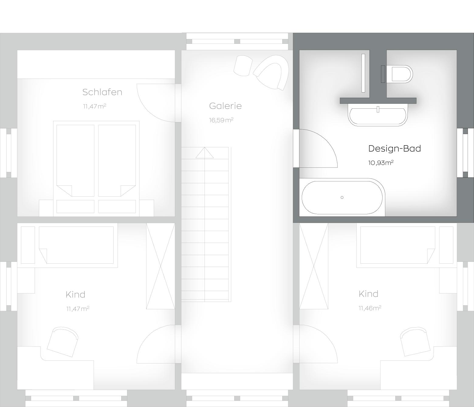 Plan SCALA Family 126 Variante