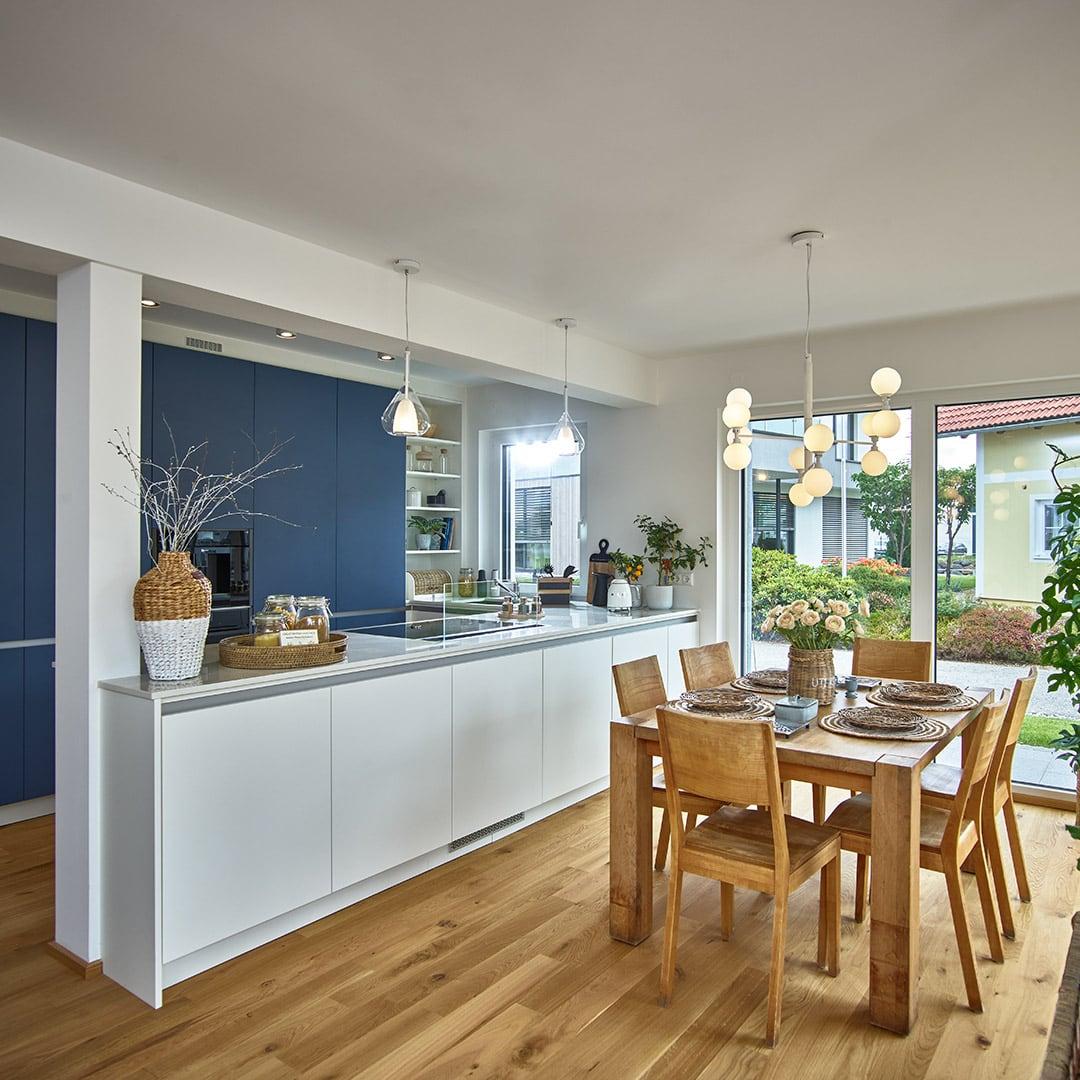 Design-Küche in deinem neuen SCALA Haus