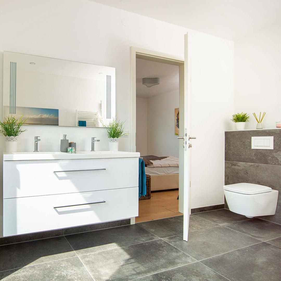 Design-Bad in deinem neuen SCALA Haus