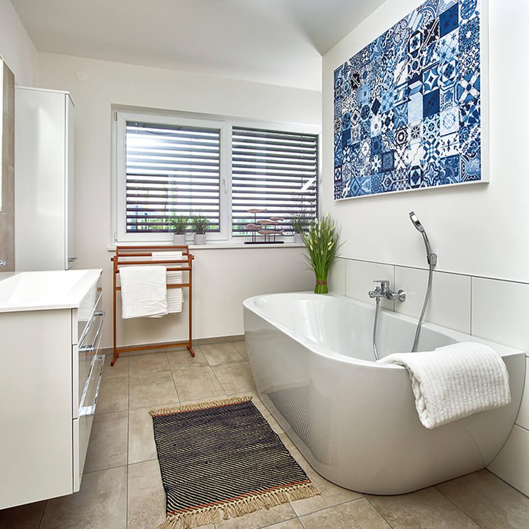 Gediegen: Das Design-Bad in deinem SCALA Haus