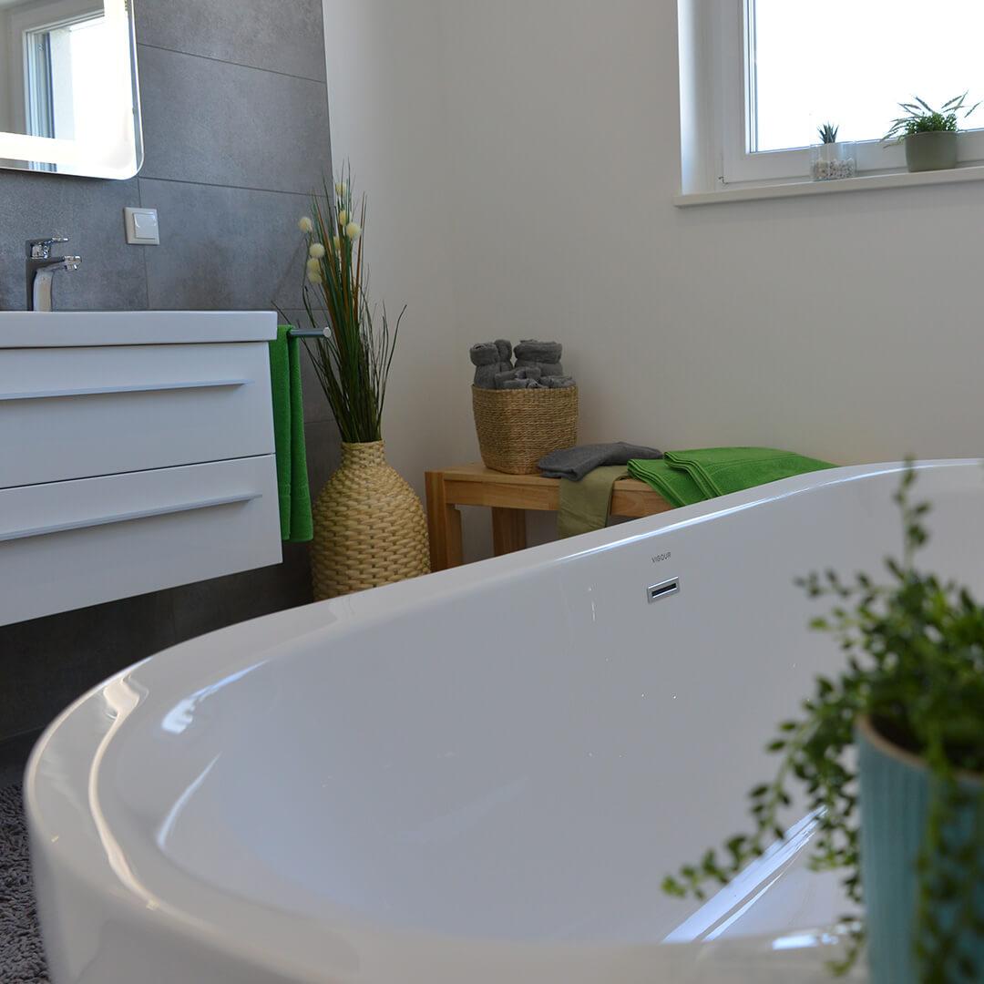 Wellness daheim: Dein SCALA Haus mit Designer-Bad