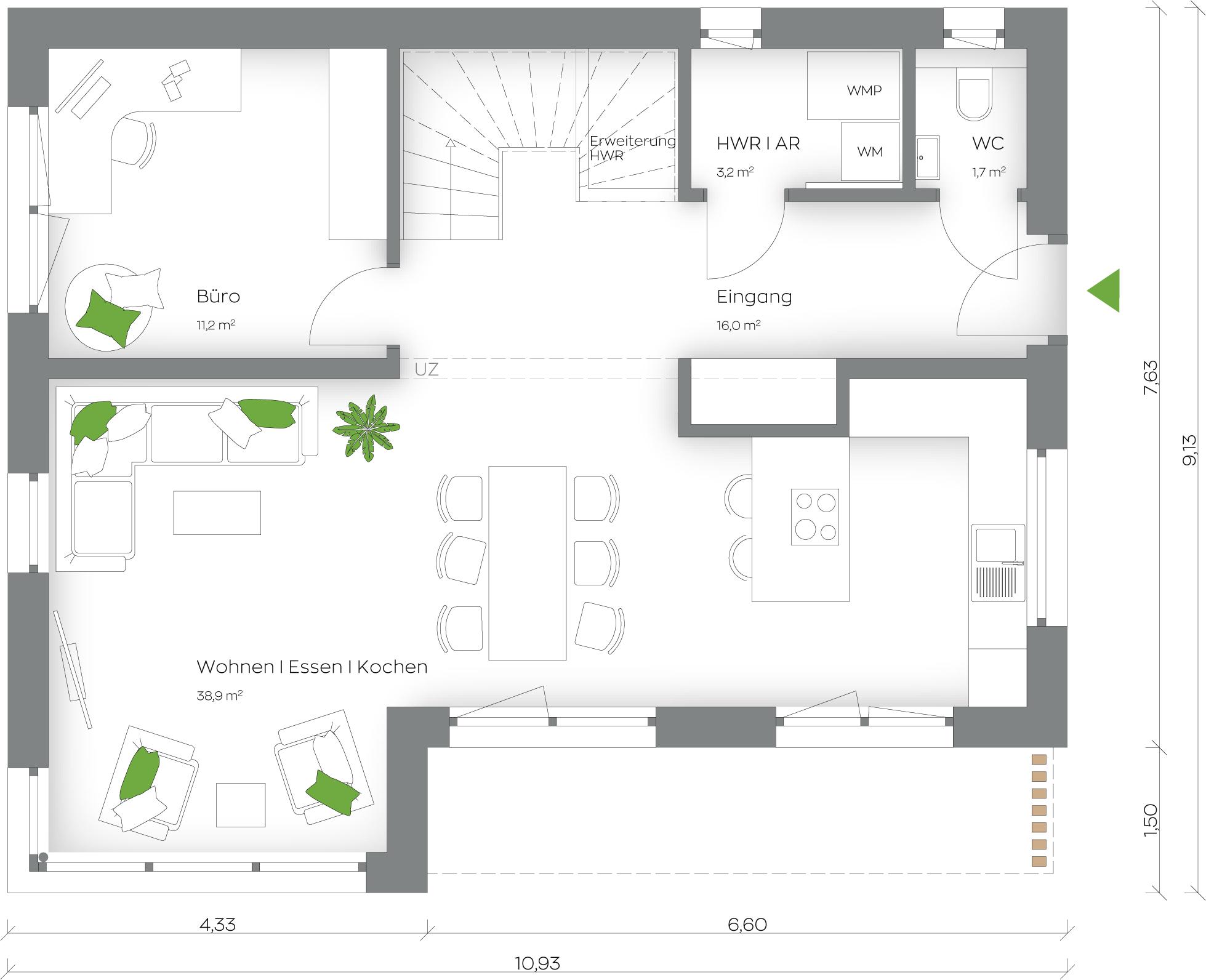 SCALAFamily 123S Erdgeschoss