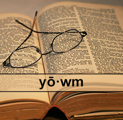 Finding Hebrew word for 'day' in the Bible