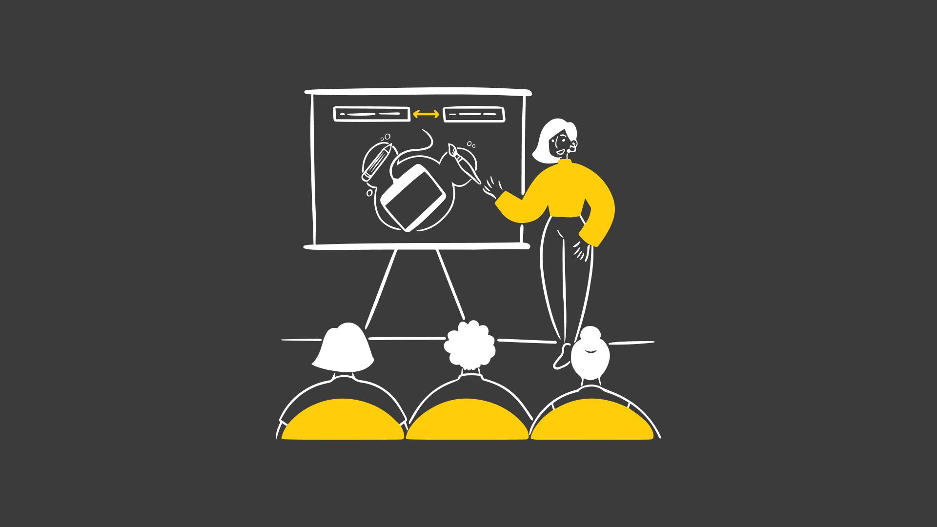 Presentation design, an intro