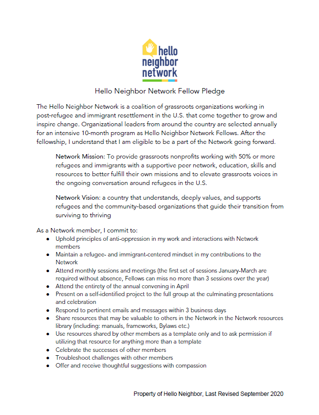 Pledge PDF thumbnail
