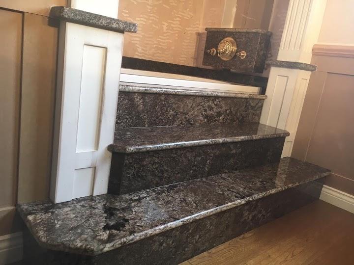 Feratto Granite Bathroom