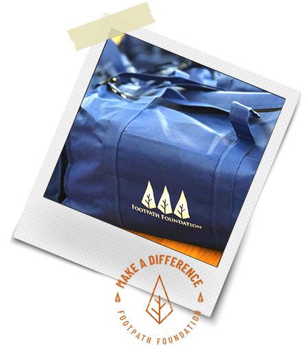 Footpath Foundation Camp Kits