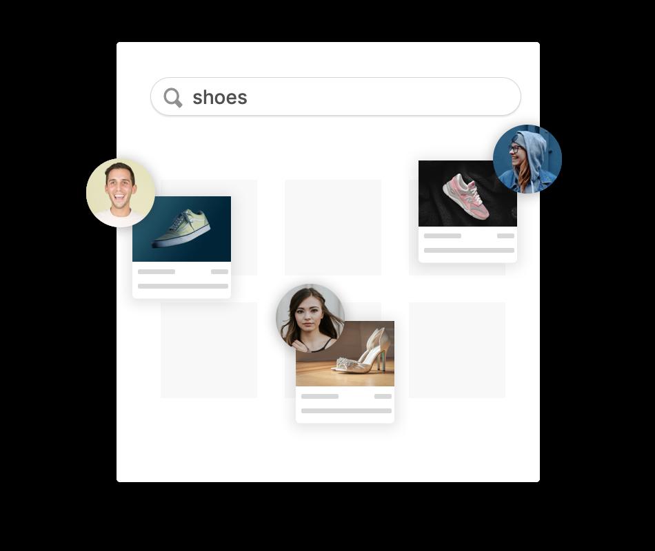 Ecommerce search personalization