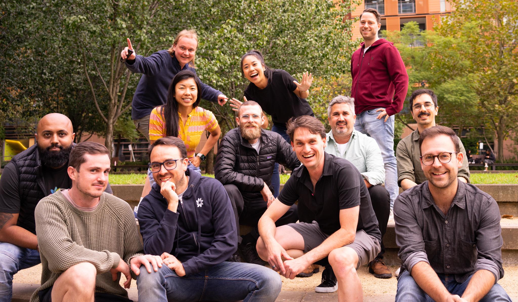 Sajari team photo