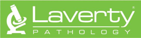 Laverty Pathology logo