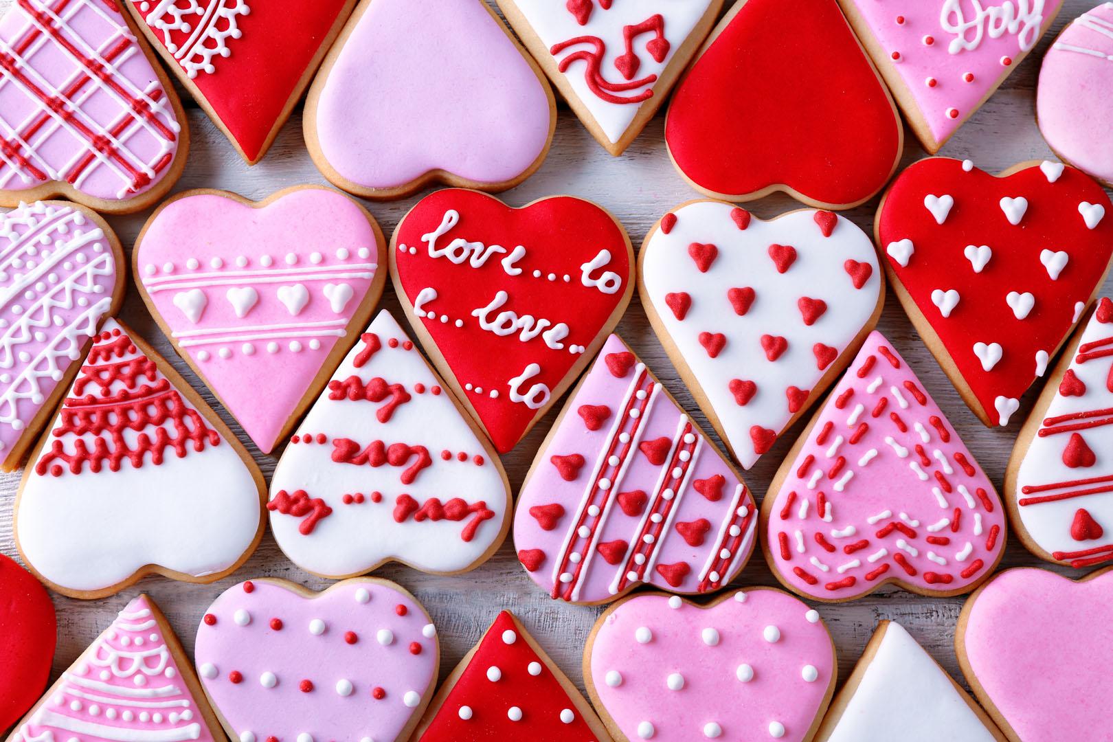 Valentine's Day / Morsdag