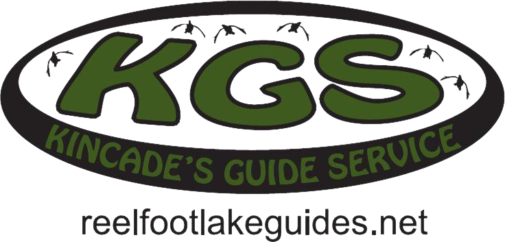 Kincade's Guide Service Logo