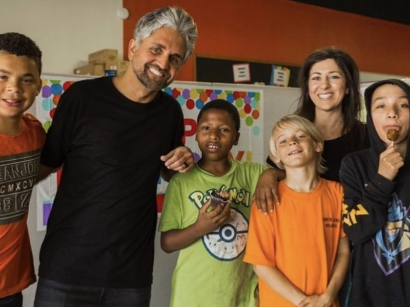 Meet Harry Bagramian of Project Giving Light